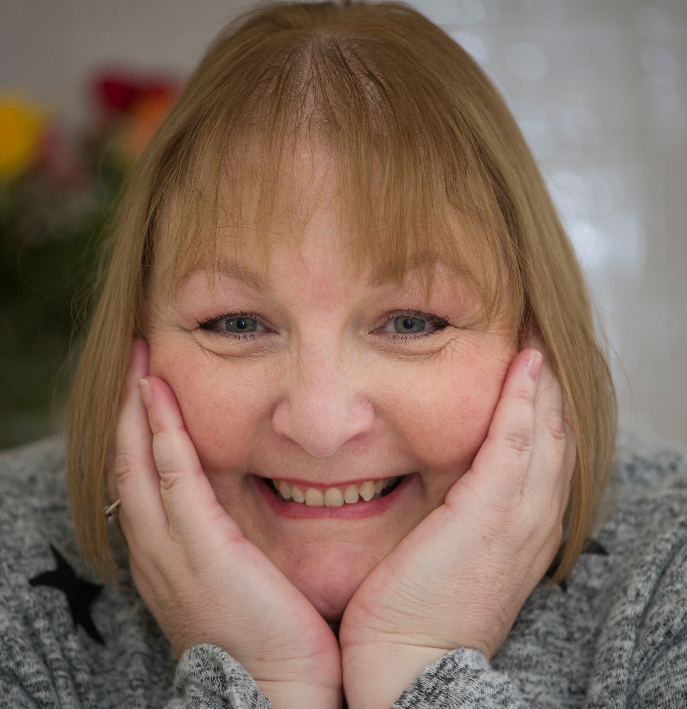 Linda Naylor - Online Life Coach Profile Pic